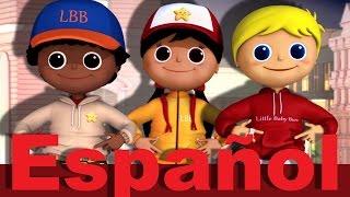 Abre y cierra | Canciones infantiles | LittleBabyBum