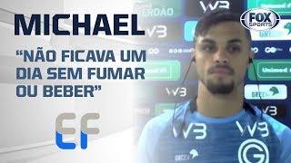 MICHAEL, DO GOIÁS,  ABRE O CORAÇÃO E LEVA EDMUNDO ÀS LÁGRIMAS!