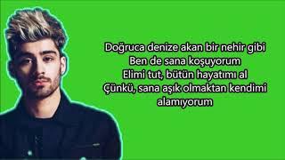 Zayn - Can't Help Falling in Love (Türkçe Çeviri)