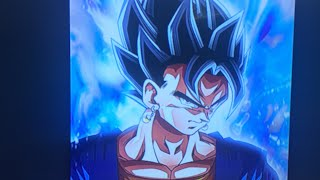 Dragon Ball Super Vegetto Ultra Instinct?