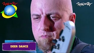 System Of A Down - Deer Dance LIVE【Rock In Rio 2015 | 60fpsᴴᴰ】