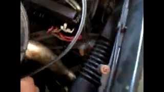 Fiesta Supercharger com valvula de prioridade