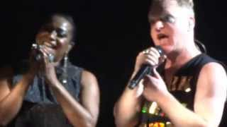 Erasure - Gaudete (A capella Live in Hamburg am 07.12.14 im CCH)