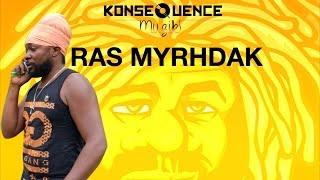 Ras Myrhdak - Big Dread (Fantan Mojah & La Lewis Diss) July 2015