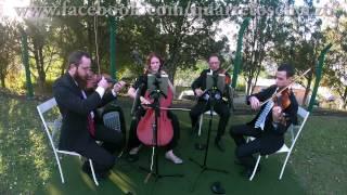 """Quarteto Scherzo - Concerning Hobbits, Trilha Sonora """"O Senhor dos Anéis"""""""