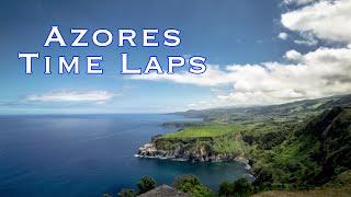 Tenho Tempo Que Voa III (Beijo de Saudades) - Timelaps - São Miguel, Açores