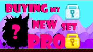 Growtopia - Buying New Set With 1425 World Locks