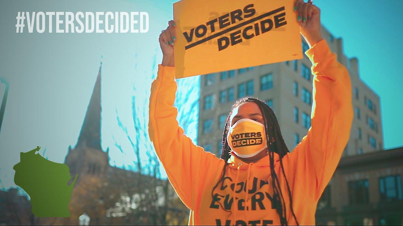 #VOTERSDECIDED
