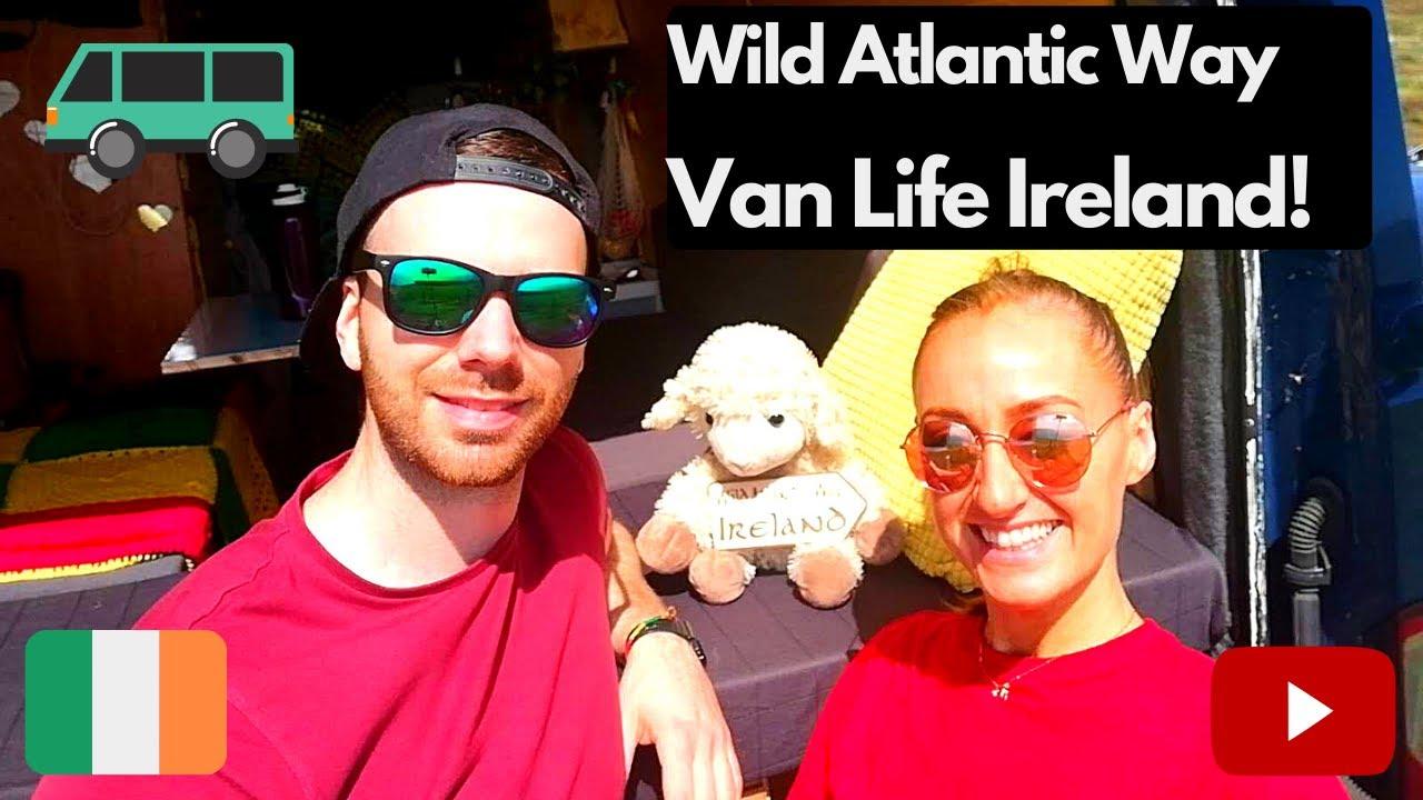 Van Life Ireland Wild Atlantic Way 2020