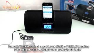 Docking Station p/ iPod/iPhone Power GOgroove Sense