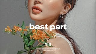 "Sik-K x Heize Type Beat ""Best Part"" R&B Trapsoul Instrumental 2018"