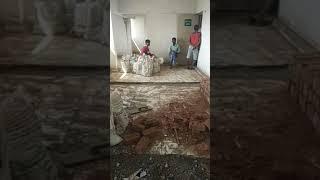 refugee area building no 14 work