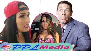 John Cena responded, Nikki Bella said they were close, that's how she got the attention, fake news