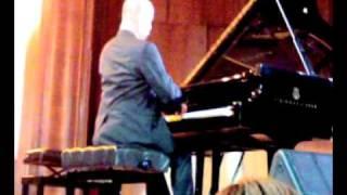 Burcin Buke - Chopin - Nocturne - Live at Belgrade, Kolarac, 1.06.2010.