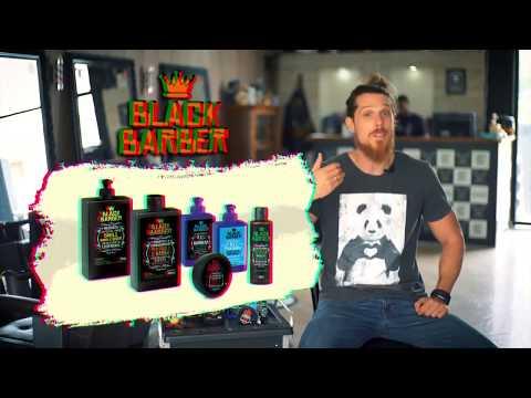 Kit Black Barber Muriel