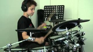 James Arthur Impossible Drum Cover HD