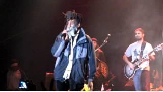Rebelution and Don Carlos Ragga Muffins 2011