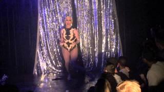 "Morgan McMichaels: ""Thunder"" @ Showgirls!"