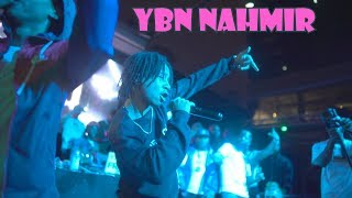 YBN Nahmir - Bounce Out With That (Live Austin TX) shot by @Jmoney1041