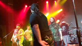 "J Boog w/Jo Mersa Marley at""Ragamuffin"" @The Hamilton DC 1-131-17"