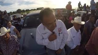 saludos del comisariado del ejido ohuira en plan de  ayala 2016