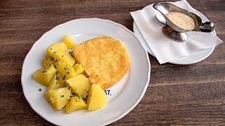 Udělejte si smažený sýr, za který se nestydí ani šéfkuchaři