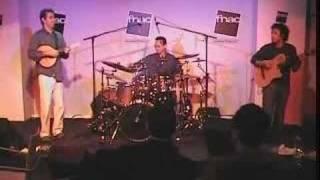 """Edu Miranda Trio (solos do """"Nosso Baião"""" na Fnac)"""
