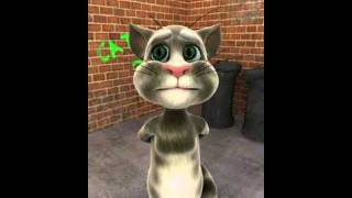 Talking Tom stuped song