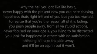 Regrets - By: Ryan Oakes (Lyrics)