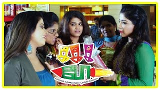 Ka Ka Ka पो तमिल फिल्म पर्दे   साक्षी और केशवन उनके जीवन भागीदारों के बारे में बात करते हैं   Panju Subbu