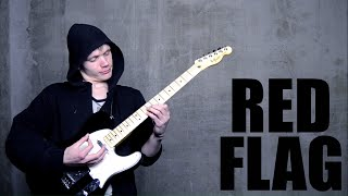 Billy Talent - Red Flag (Guitar Cover By MrProtzi)