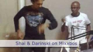 Shai & Darinski Marvel live in studio @ Mixxbosses Australia HQ