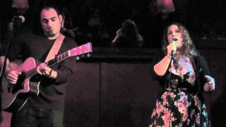 "Noa & Shai LIVE ""Drops"" August 29, 2011 (3/9)"