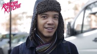 Raleigh Ritchie - Toor: Behind The Scenes