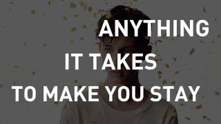 Troye Sivan - BLUE Feat. Alex Hope [Video Lyrics]
