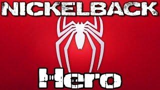 Hero - Nickelback  | Spider-Man PS4 Edition | Music Video