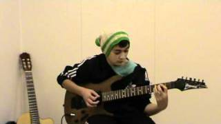 AC/DC - She likes rock' n' roll cover by Markus