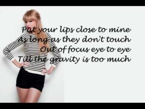 Taylor Swift Treacherous Lyrics On Screen Chords Chordify