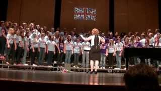 Imagine by John Lennon - Lakes Community High School Choir