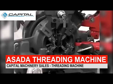Asada Threading Machine