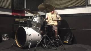 Ho9909 - Blood Waves  (drum video) - Dan Kashuck