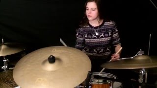 Seven Steps to Heaven- Miles Davis- Drum Cover