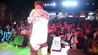 shadowink performs at Rittz concert at center stage by mike washington