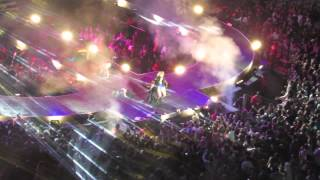 #7 Jennifer Lopez - on the floor (Live Concert in Meydan Dubai 2014) - www.Ellahworks.com