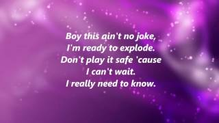 Alexandra Stan  - Trumpet Blows (lyrics)