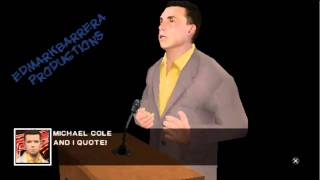 """Michael Cole """"And I QUOTE!"""" SmackDown vs. Raw 2011"""