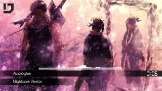 Nightcore - Apologize (Cover)