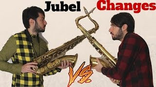 Jubel VS Changes (Cover Sax Daniele Vitale)