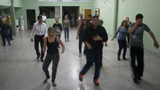 PASSOS DO FLASHBACK NA DANÇA DE SALÃO