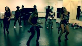 How Many Times (Tinashe ft. Future) Jona Biddle Choreography